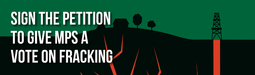 fracking petition